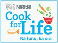 Nestle Cook For Life logo